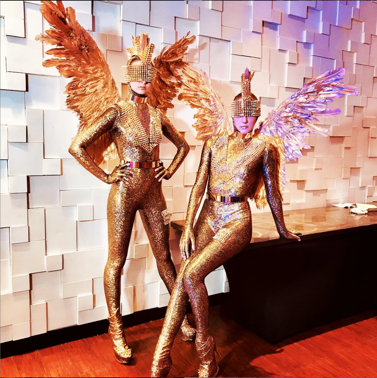 Goldtron Angels