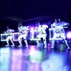 Tryon Entertainment LED Drum Show