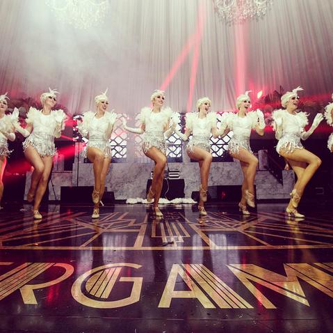 Tryon Entertainment Gatsby Show