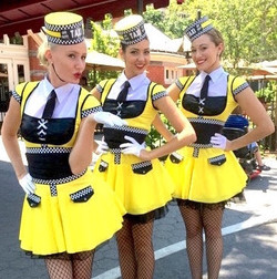 NY Themed Staff
