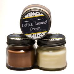 Coffee Caramel Cream