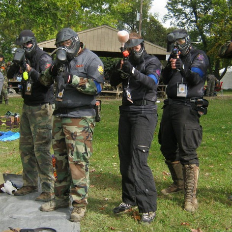 Zert Paintball Team