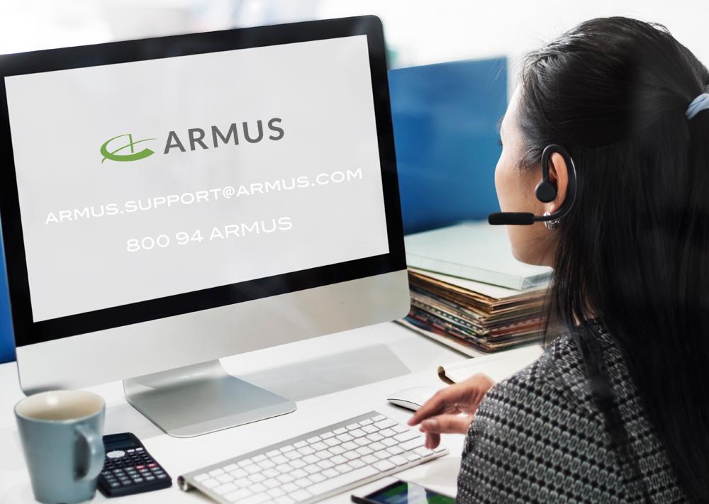 ARMUS Support Center