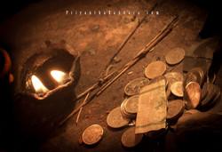Money of Devotees