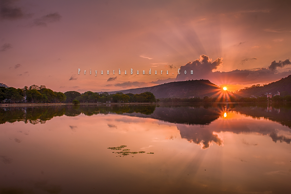 Kurunegala Lake Sunrise 4