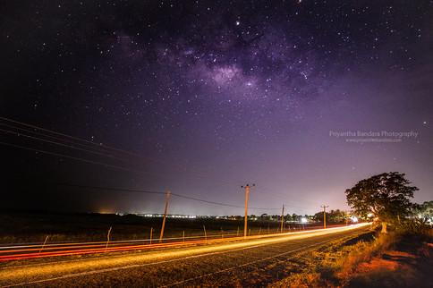 Eastern Milky Way