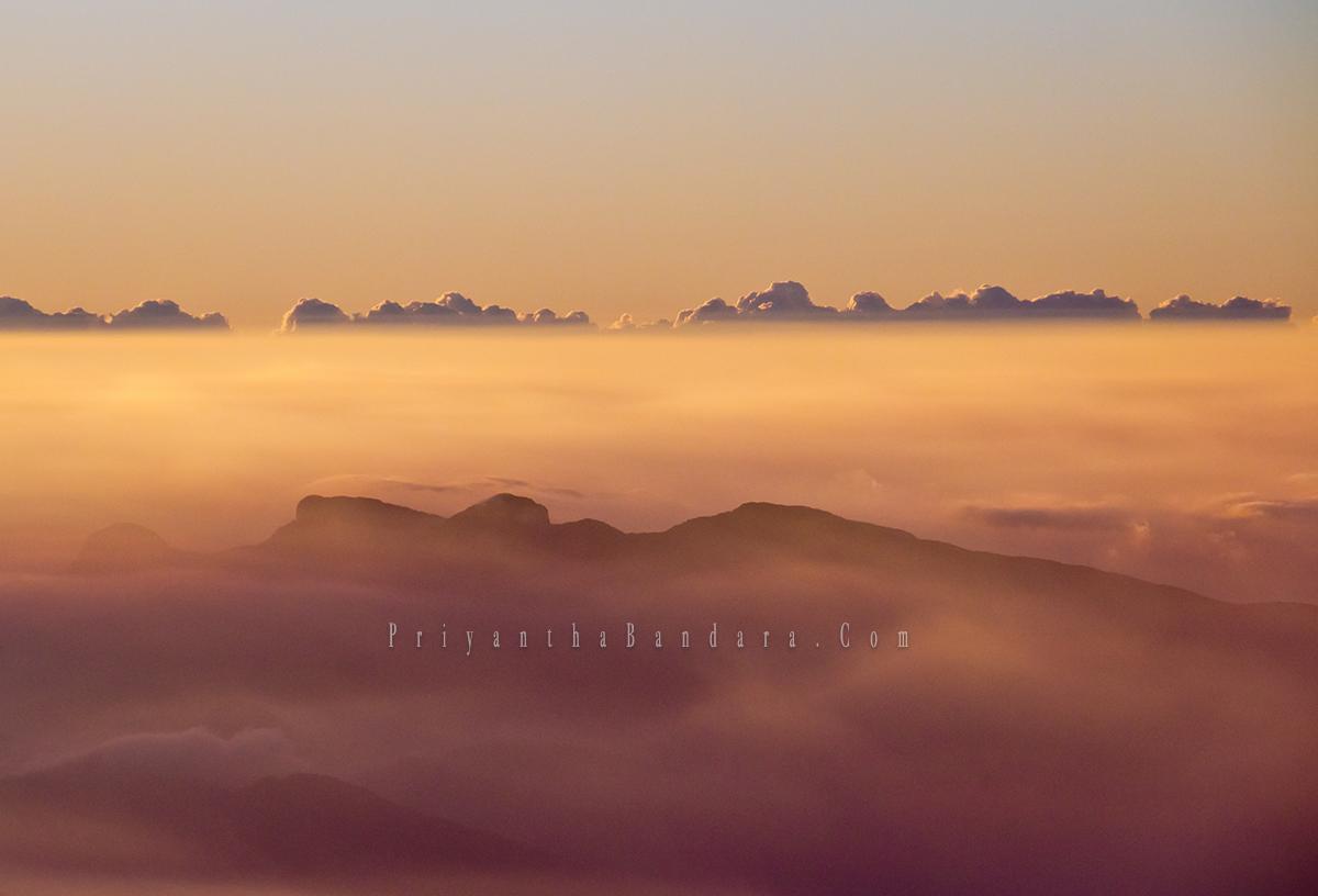 Infinity from Adams Peak