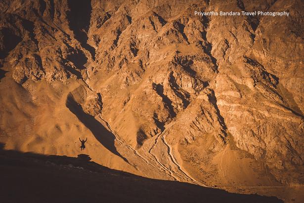 Alien Ladakh Landscape