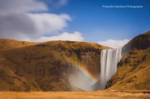 Scogafoss Rainbow
