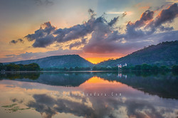Kurunegala Lake Sunrise 2