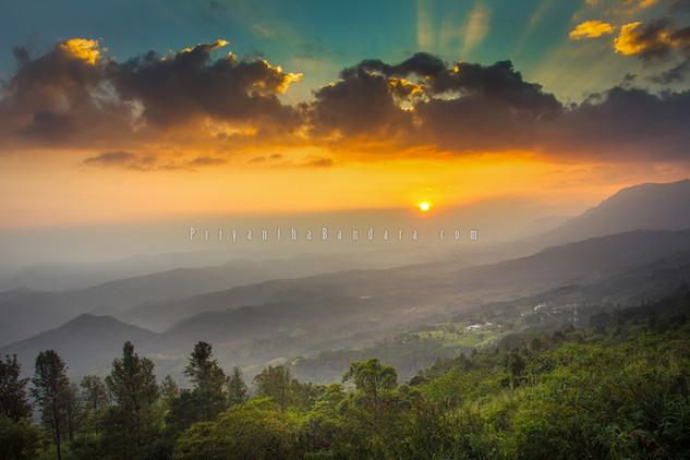 Haputhale Sundown