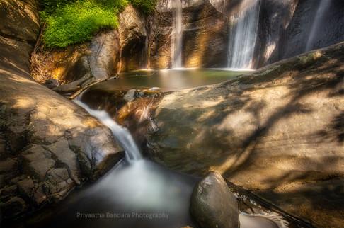The Hidden Lanka falls 2