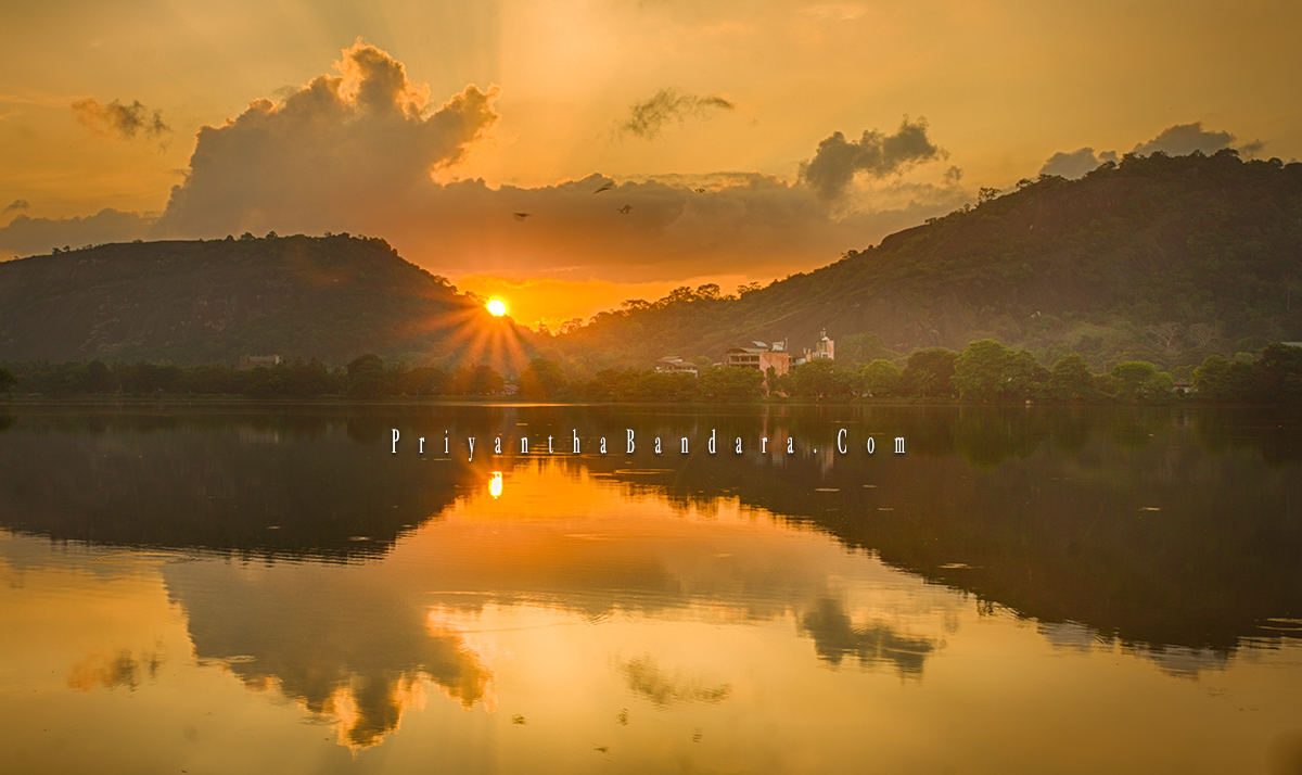 Kurunegala Lake Sunrise 3