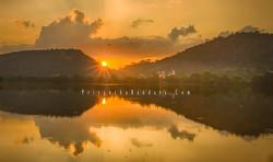 Kurunegala Lake Sunrise 3