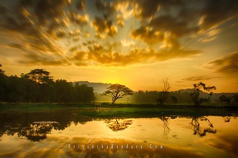 Saragama sunrise