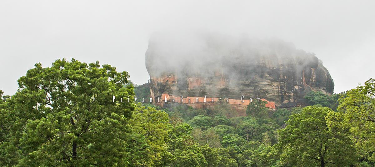 Foggy Sigiriya