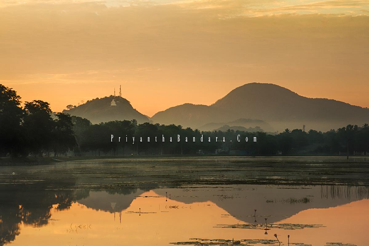 Saragama Lake