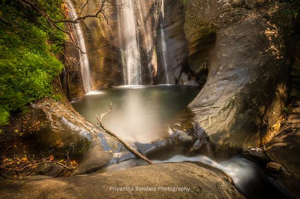 The Hidden Lanka falls