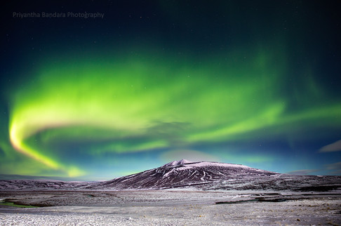 Peaking Aurora