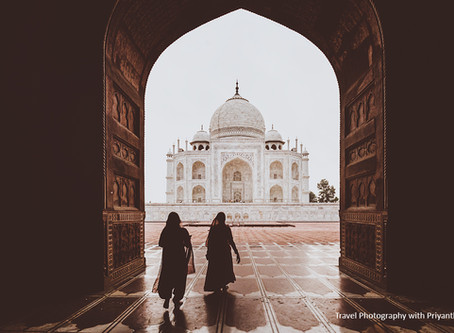 Going to Photograph the Taj Mahal? Then read this first