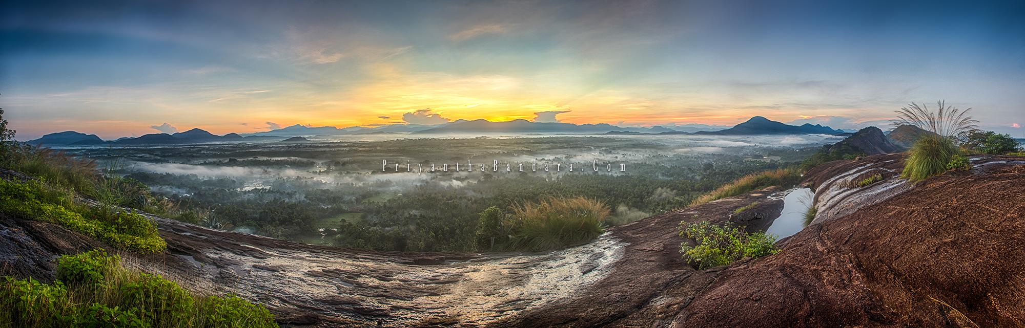 Maraluwawa Panorama