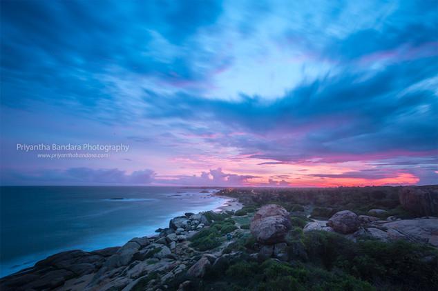 Kirinda Sunset