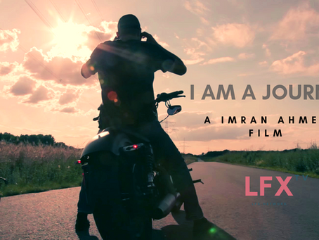 I AM A JOURNEY