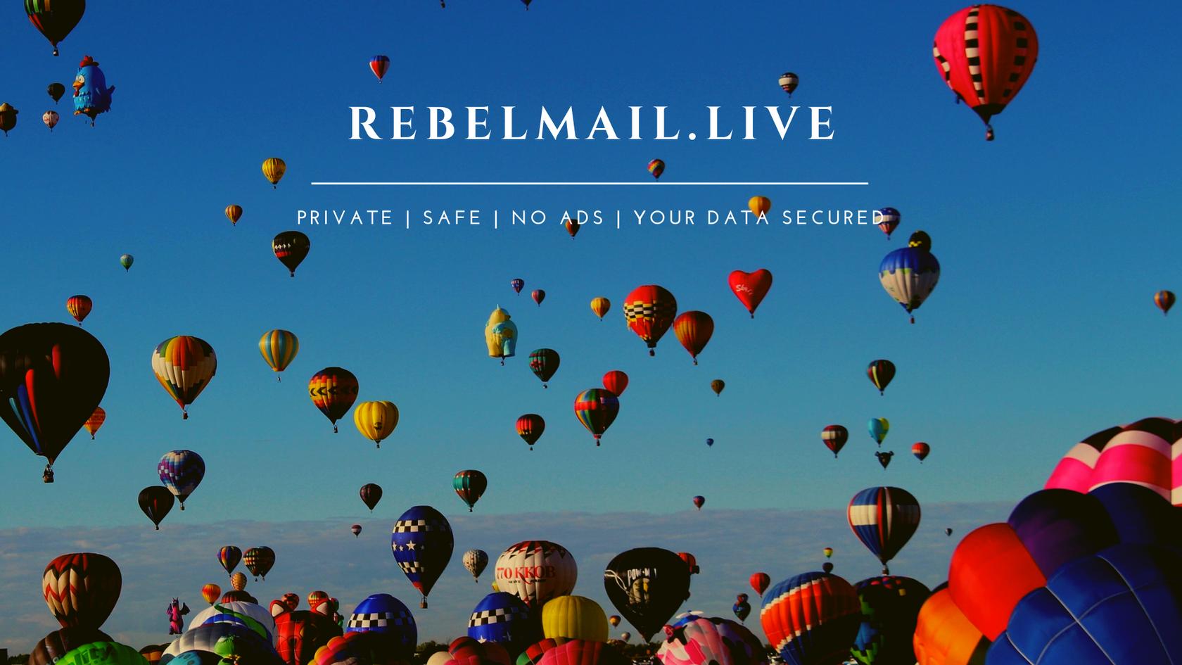 REBELMAIL.LIVE