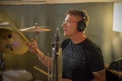 Mark Reiter on Drums