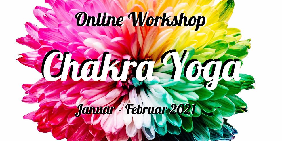 Chakra Yoga Workshop