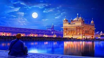 Sri Harmandir Sahib, Amritsar, Punjab, India