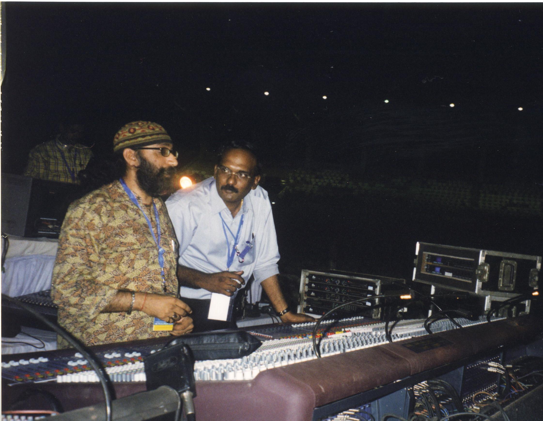 AR Rahman-Unity Of Light Concert, Hydera