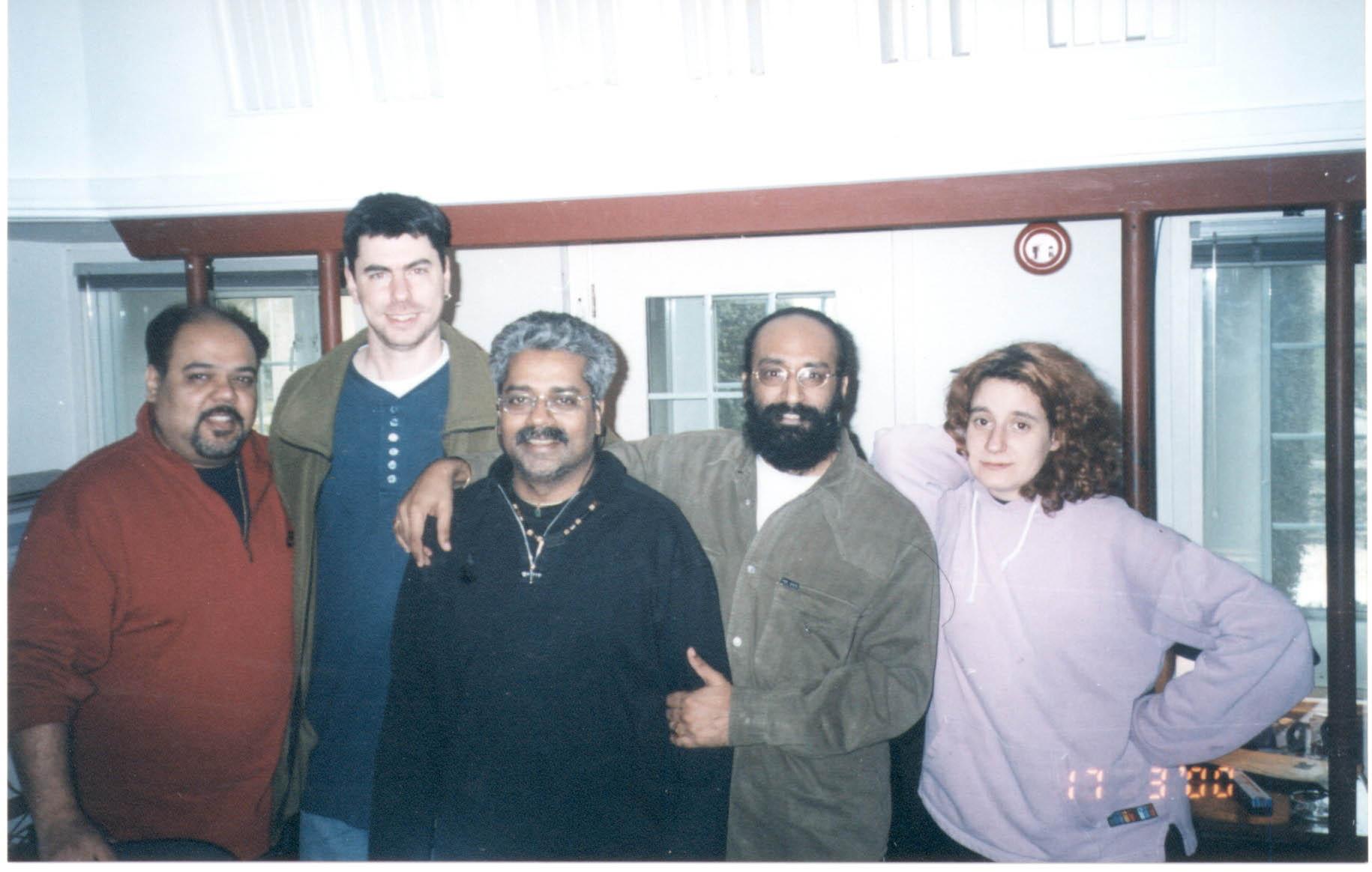 Mixing Hariharan's Kaash@ RealWorld with