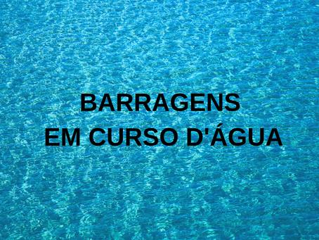 Cadastramento de Barragens - Portaria IGAM Nº 23/2019