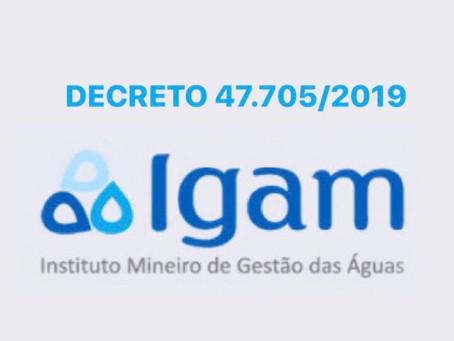 Minas Gerais Altera a Concessão de Outorgas
