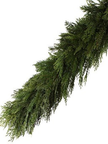 Fragrant, Attractive and Aromatic mix of Intertwined Douglas Fir & Cedar 10FT