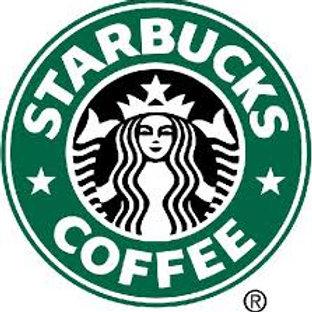 Starbucks $25