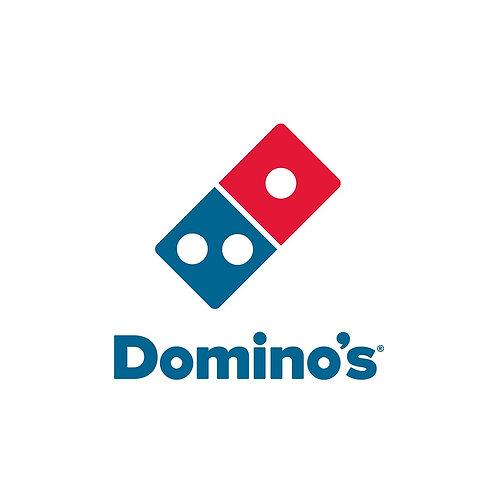 Domino's Pizza $10