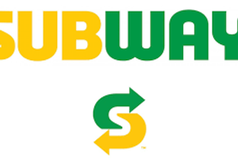 Subway $10 Card