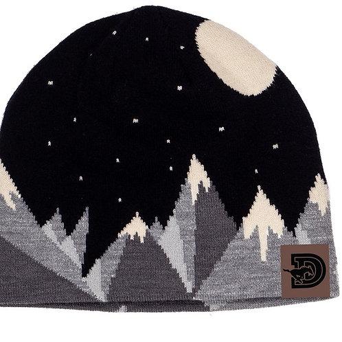 One Size Stylish  Dawson Winter Hat-Mountain Design