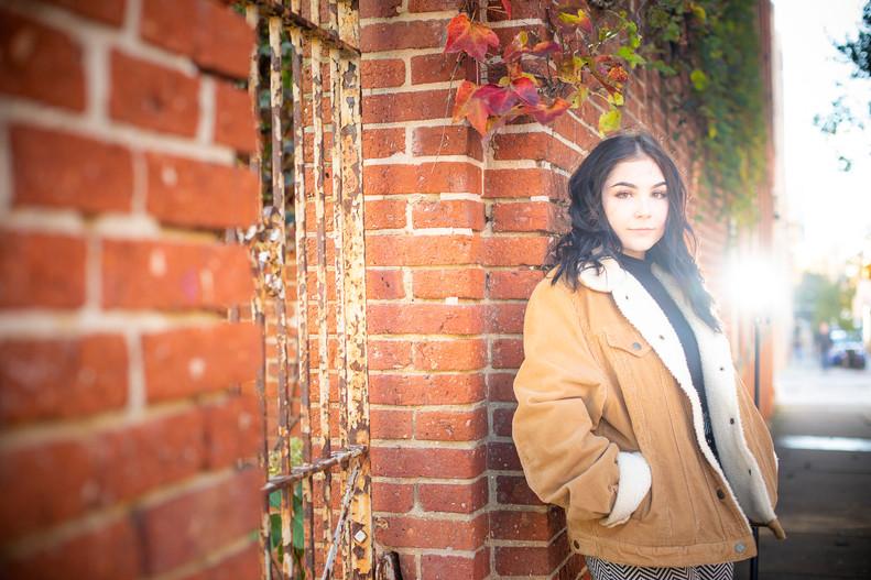 Lancaster PA Senior Portrait Photographer