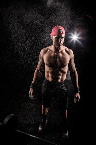Athlete Portrait Photographer