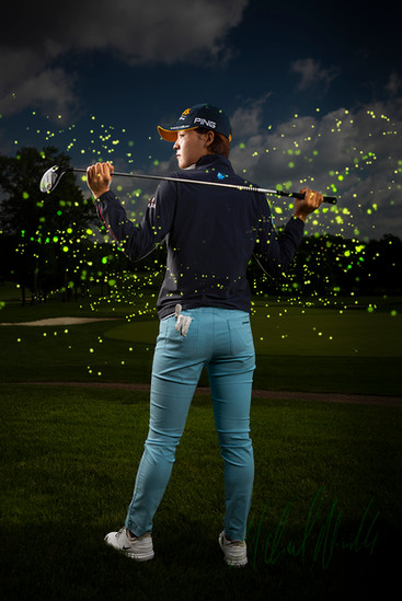 LPGA In Gee Chun Portrait