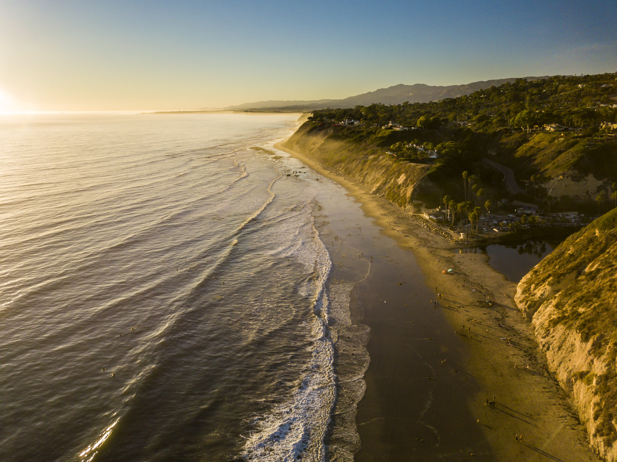 California Drone photographer