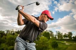 Sports Photographer Golf