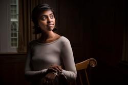 F&M University Portrait Photogapher