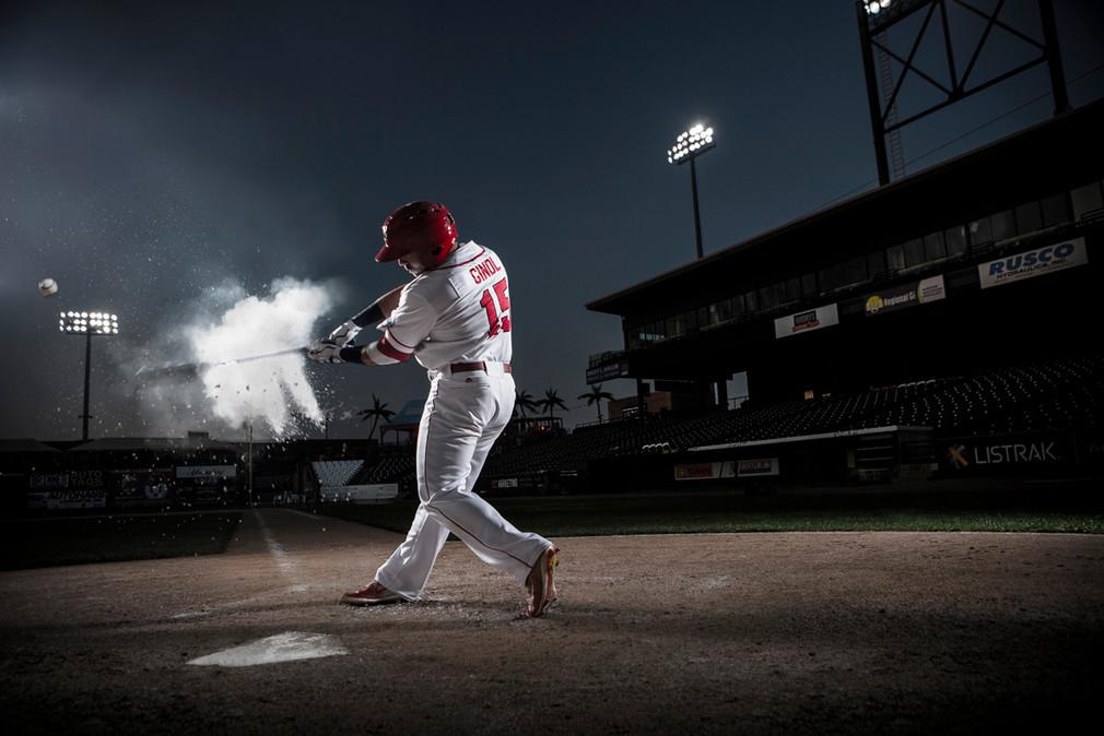 Baseball Sports Photographer