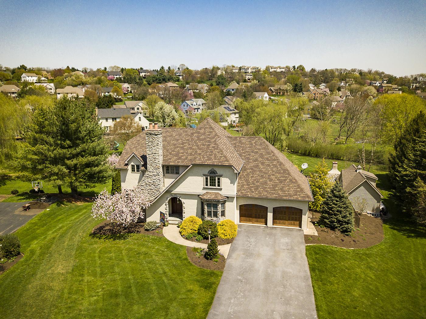 Lancaster PA Real Estate Drone Photo