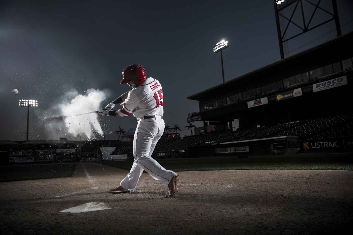 Amazing Baseball Photographer