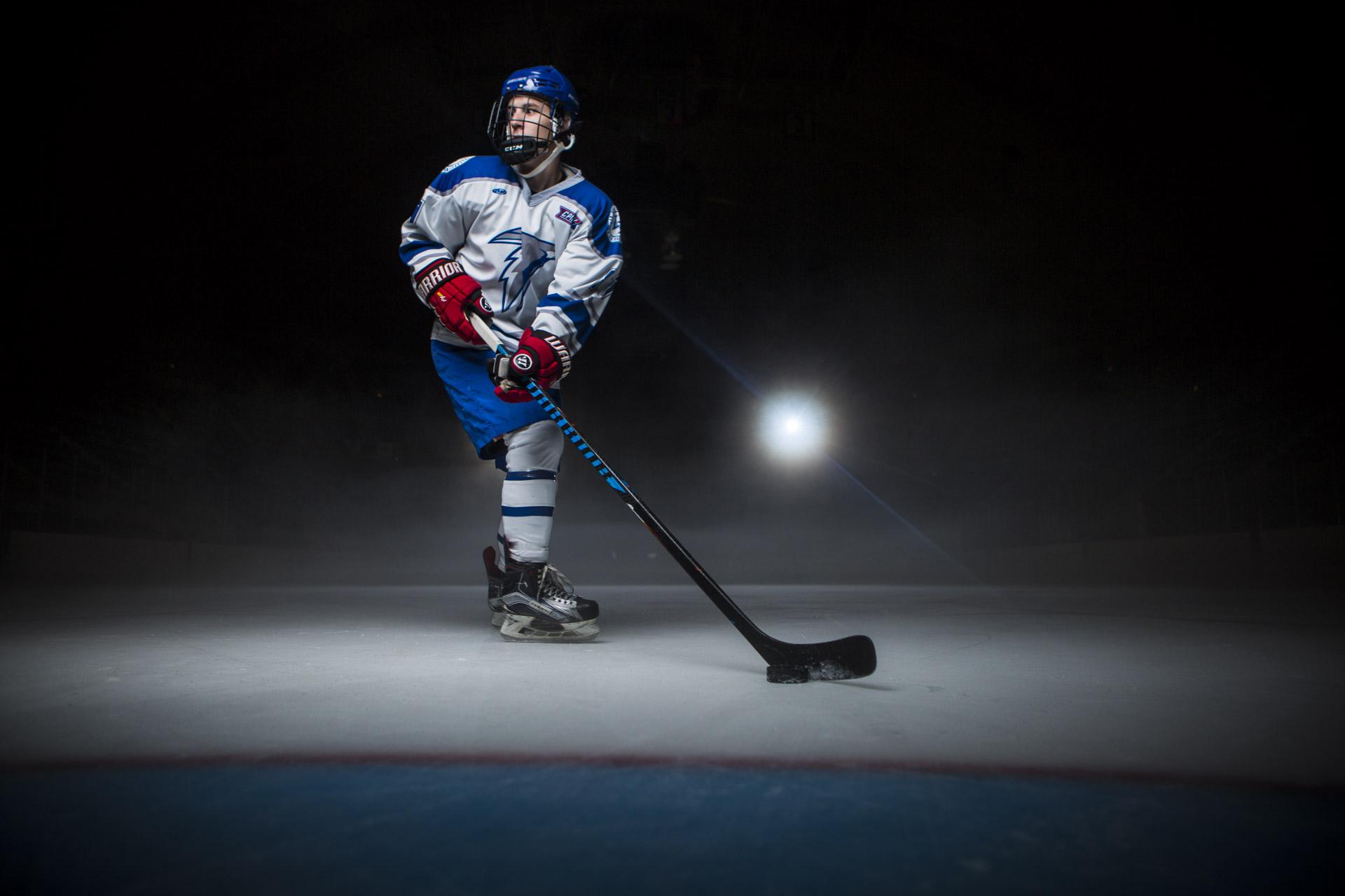 Sports Photographer hockey NHL